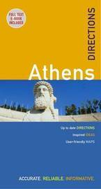 Rough Guide Directions Athens by Nick Edwards image