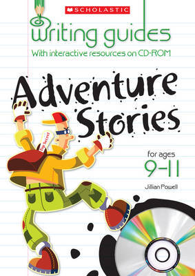 Adventure Stories for Ages 9-11 by Jillian Powell image