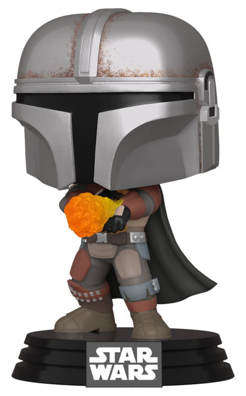 Star Wars: The Mandalorian - (Wrist Rocket) Pop! Vinyl Figure