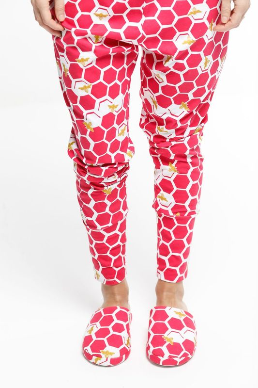 The Goodnight Society: Lounge Pants Honey Bee - XL