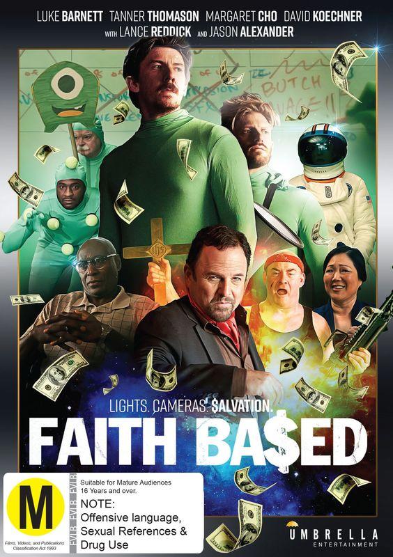 Faith Based on DVD