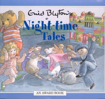 Night-time Tales by Enid Blyton image