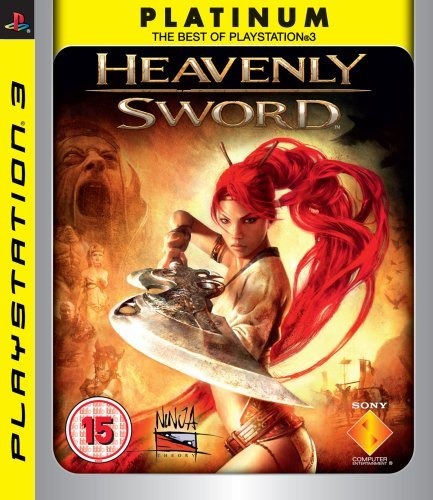 Heavenly Sword (Platinum) for PS3 image