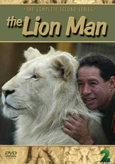 Lion Man,The Complete Series 2 on DVD image
