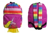 Adventure Time Lady Rainicorn Hooded Backpack