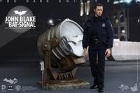 "Batman Dark Knight Rises - John Blake and Bat Signal 12"" Set"