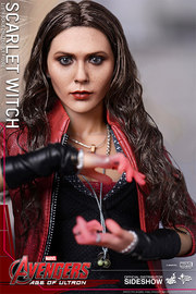 "Hot Toys Avengers 2 Scarlet Witch 12"" Figure"