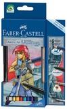 Faber-Castell: Anime Art Set - Fantasy