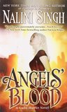 Angels' Blood (Guild Hunter #1) US Ed. by Nalini Singh