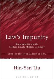 Law's Impunity by Hin-Yan Liu