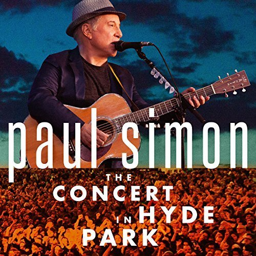 The Concert In Hyde Park (2CD/DVD) by Paul Simon