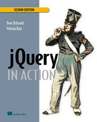 jQuery in Action by Bear Bibeault image