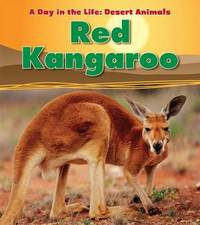 Red Kangaroo by Anita Ganeri