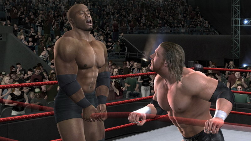 "WWE SmackDown! vs. RAW 2008 ""Fight Dirty"" Edition for Xbox 360 image"