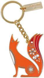 Folklore Key Ring - Fox