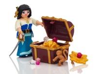 Playmobil: Special Plus - Pirate with Treasure (9087)
