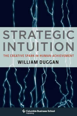 Strategic Intuition by William Duggan image