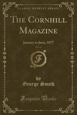 The Cornhill Magazine, Vol. 35 by George Smith image