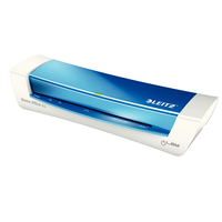 Leitz: Ilam A4 Home Office Laminator - Blue