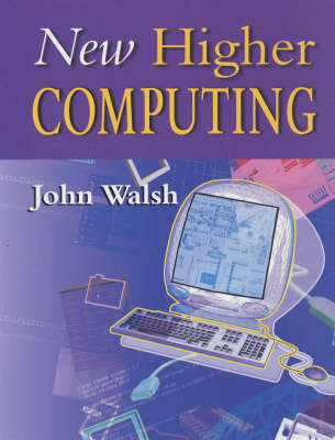 New Higher Computing by John Walsh image