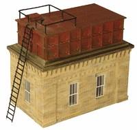 Hornby LMS Water Tower 00 Gauge Skaledale Building