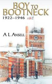 Boy to Bootneck by A.L. Ansell image