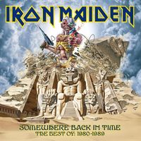 Somewhere Back In Time - Special Edition by Iron Maiden