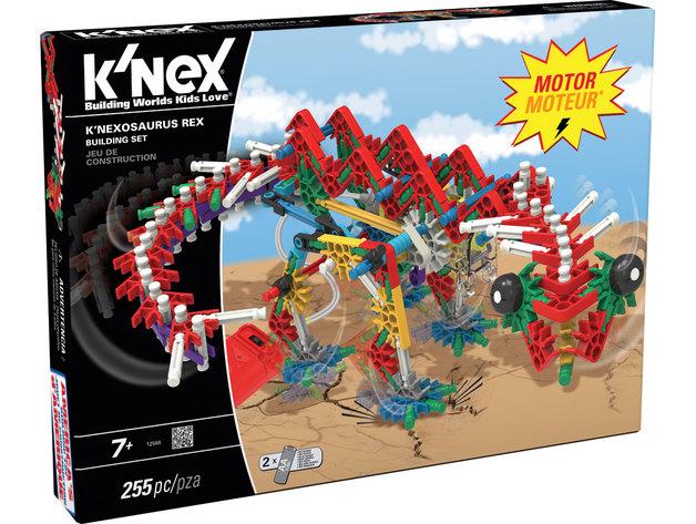 K'Nex: K'nexosaurus Rex