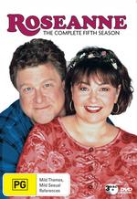 Roseanne - Complete Season 5 (3 Disc Set) on DVD