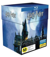 Harry Potter: Years 1-6 (6 Disc Box Set) on Blu-ray