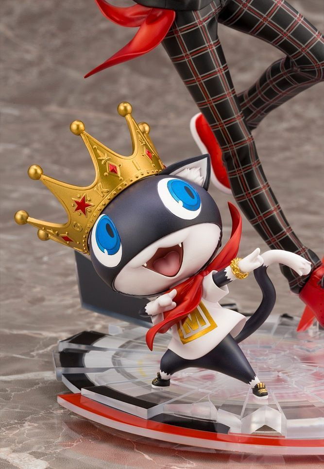 ARTFX J Protagonist & Morgana (Persona 5: Dancing Star Night) - PVC Figure image