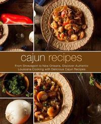 Cajun Recipes by Booksumo Press
