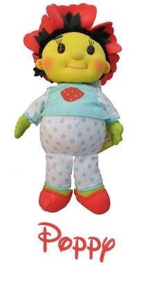 Fifi & the Flowertots Bedtime Beanies - Poppy image