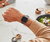 Fitbit Versa 2 SE Health & Fitness Smartwatch - Woven Smoke/Grey