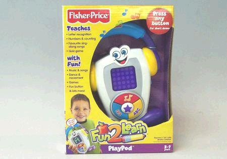 Fisher Price Fun 2 Learn Playpod image