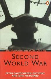 The Penguin History of the Second World War by Peter Calvocoressi image