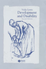 Development and Disability by Vicky Lewis image