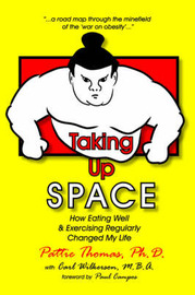 Taking Up Space by Pattie Thomas image