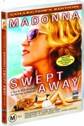 Swept Away - Collector's Edition on DVD