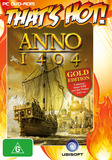 Anno 1404 Gold Edition (That's Hot) for PC Games