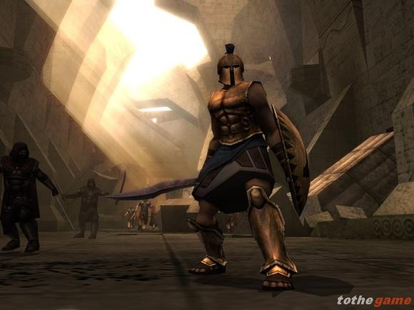 Spartan: Total Warrior for Xbox image
