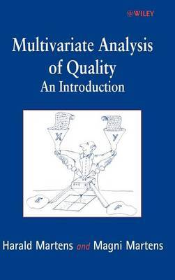 Multivariate Analysis of Quality by Harald Martens image