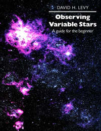 Observing Variable Stars by David H. Levy