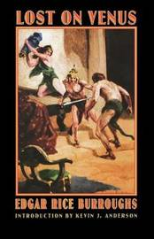 Lost on Venus by Edgar , Rice Burroughs image