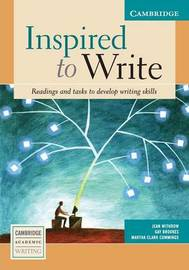Cambridge Academic Writing Collection by Jean Withrow