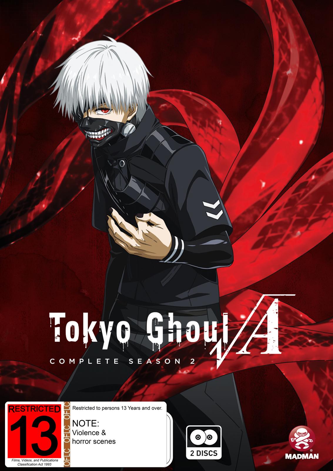 Tokyo Ghoul в€љA