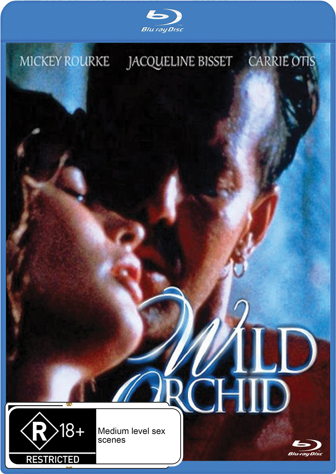 Wild Orchid - Special Edition on Blu-ray image