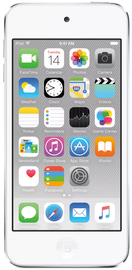Apple iPod touch 16GB (White & Silver)