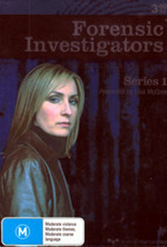 Forensic Investigators - Series 1 (3 Disc Set) on DVD image