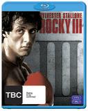 Rocky III on Blu-ray